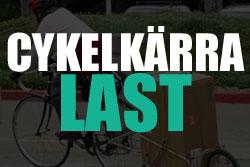 Cykelkärra för Transport