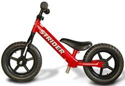 Springcykel i metall från Strider