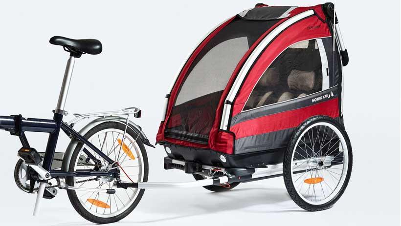 Cykelkärra Till Barn