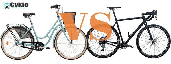 Vilken sorts cykel för pendling