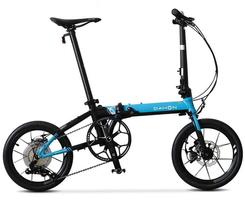 Dahon K3 Plus - Hopfällbar cykel