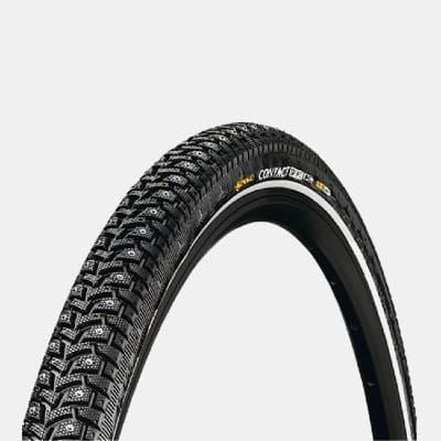 Bästa Cykeldubbdäck - Continental Contact Spike 240