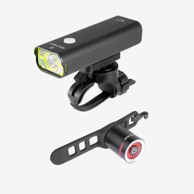 Bästa lampsetr för cykelpendling - Gaciron Commuter X 800 / Powerglow